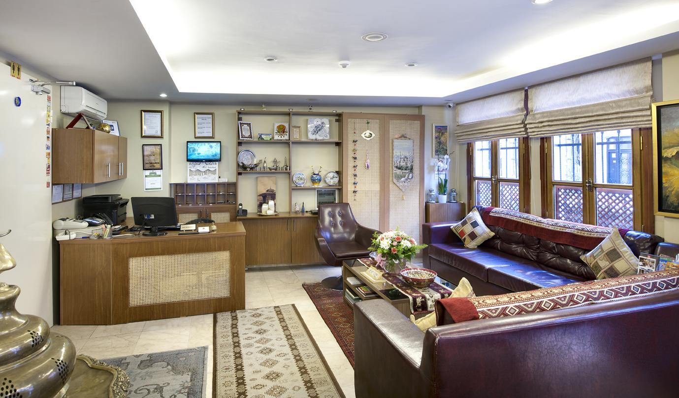 Sultan House